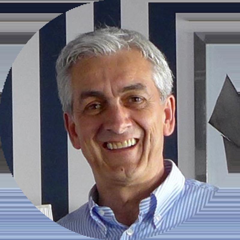 Mariano Pusceddu, Inhaber des Restaurants Schuppen 13